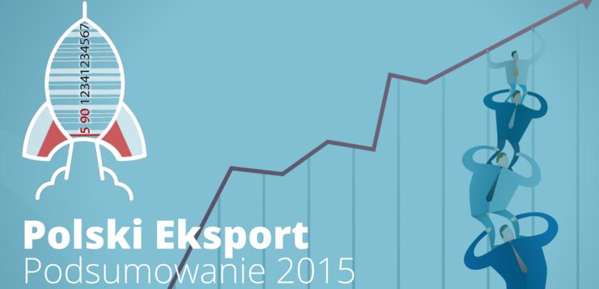 Polski eksport 2015. Podsumowanie