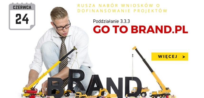 GO TO BRAND.PL | ogólnopolski konkurs