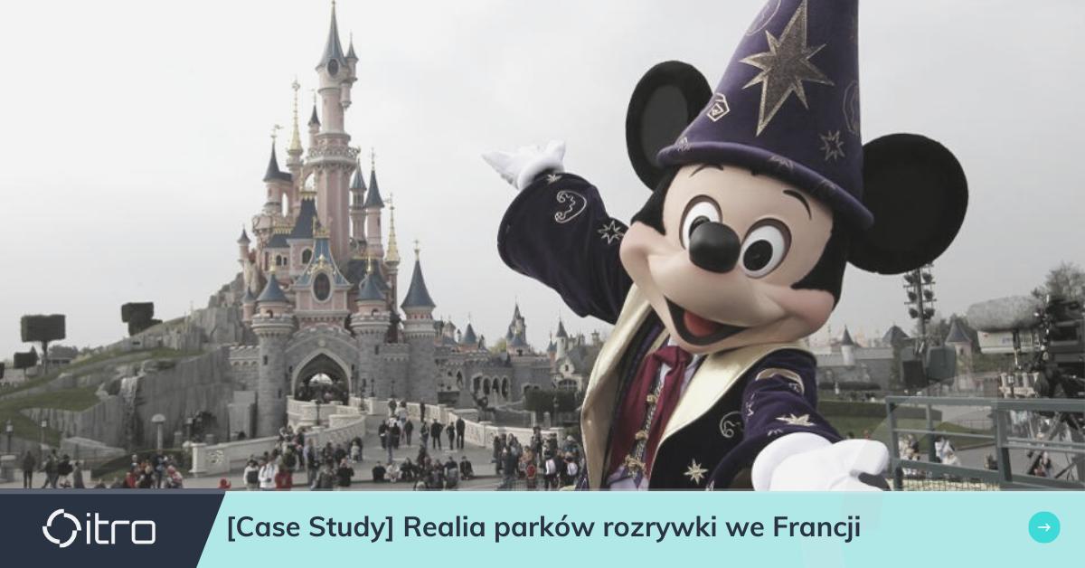 Jak Disneyland zdobywał Francję?