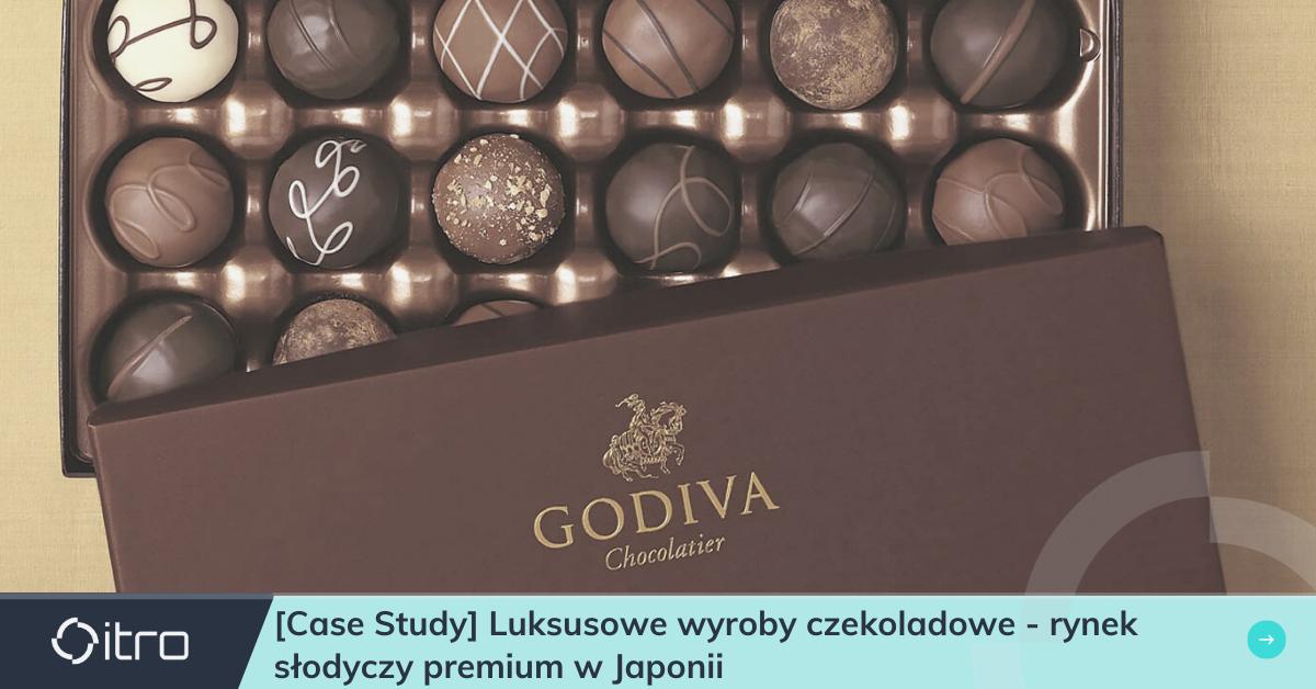 Jak czekoladki Godiva skradły serca Japończyków?