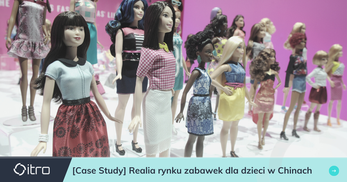 Przygoda Barbie w Chinach