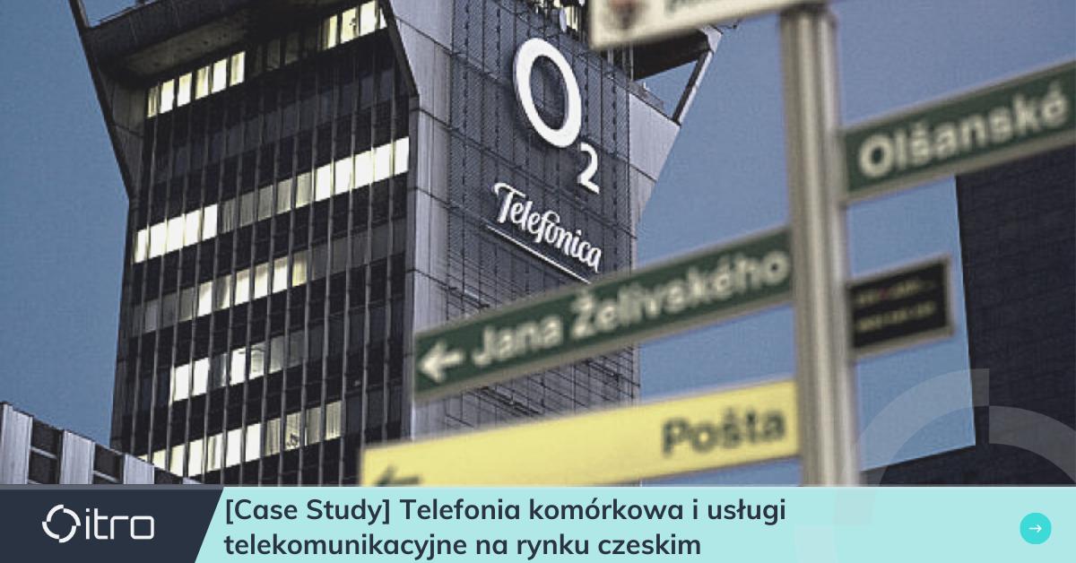 Telefonica O2 na rynku czeskim