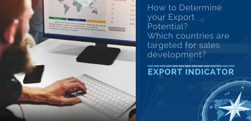 [Export Indicator] Sprawdź potencjał eksportowy swojego produktu