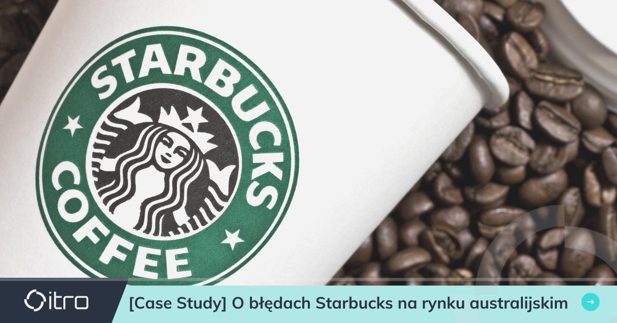 Klapa Starbucks na antypodach